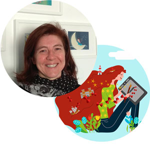 Barbara Marini Illustratrice Grafica Designer
