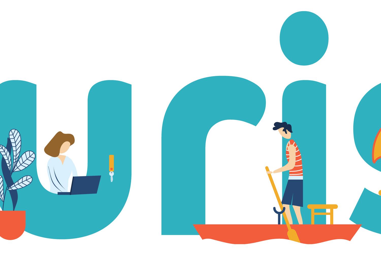 Turismo: illustrazione per testata di landing page - Barbara Marini