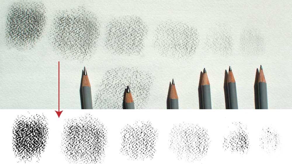 Creare texture vettoriali personalizzate