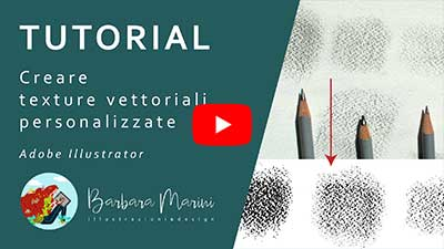 Video Youtube Adobe Illustrator texture vettoriali
